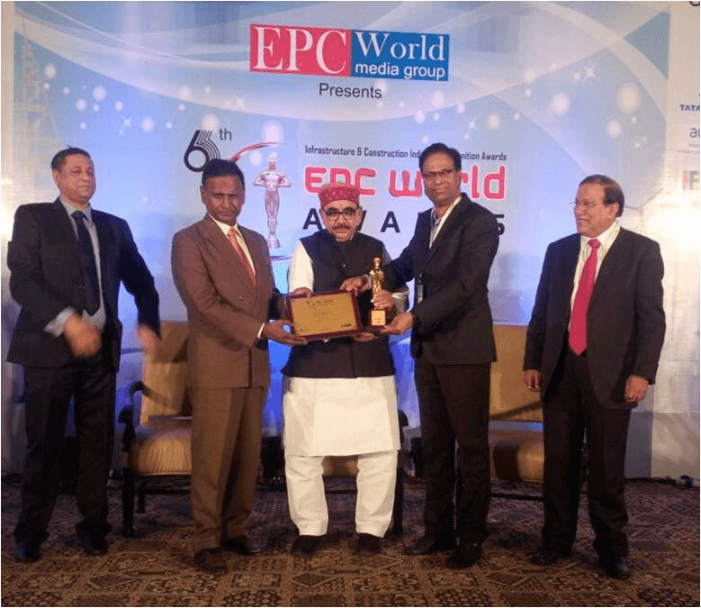 6th EPC World Award 2017