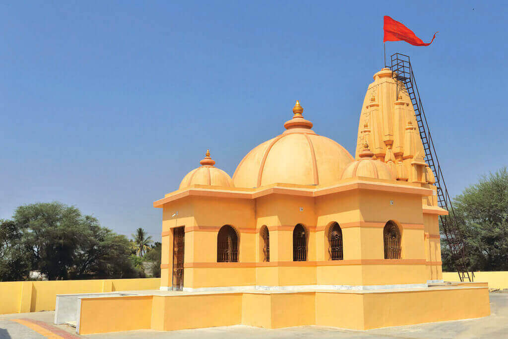 Bahuchar Mataji Temple