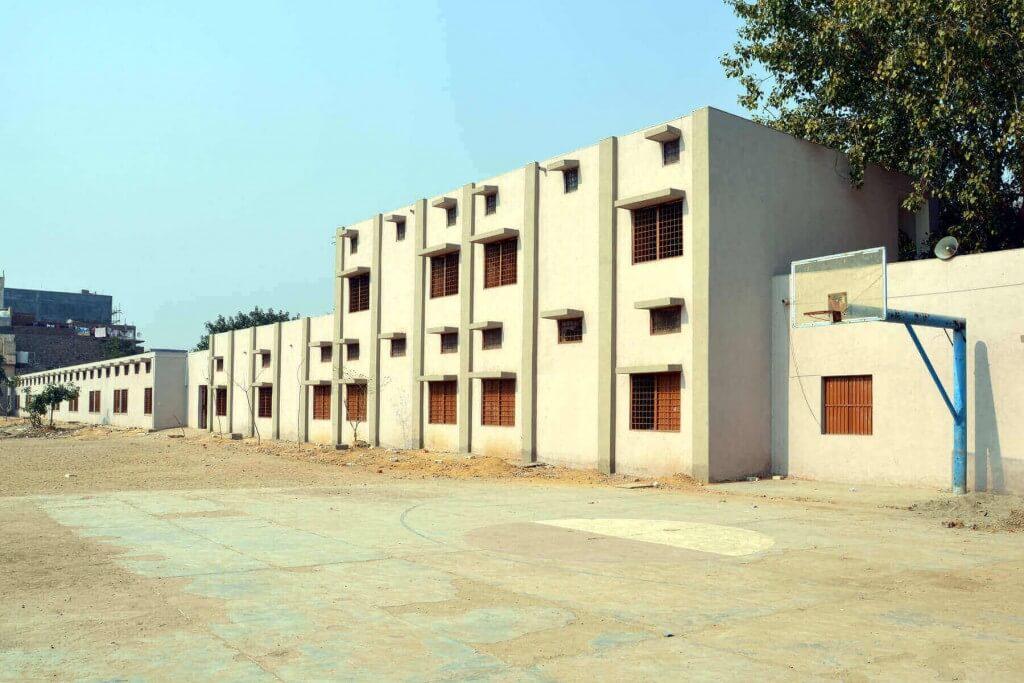 Renovation of Government School at Chakkarpur, Gurgaon, Haryana